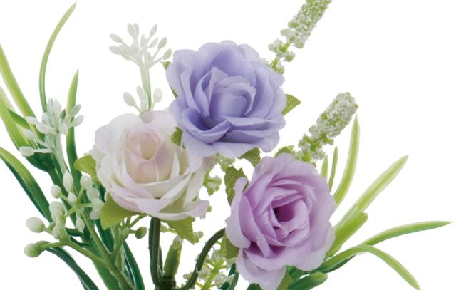 各種イベント・初めて取り扱う方等取扱いしやすい低価格フラワー 造花